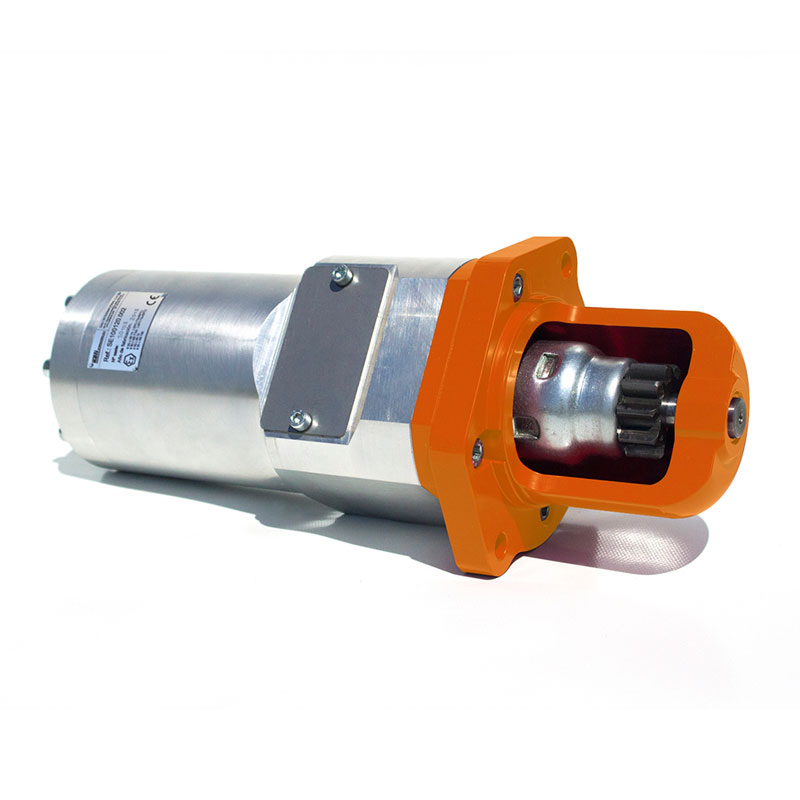 ATEX-IECEX hydraulische starters